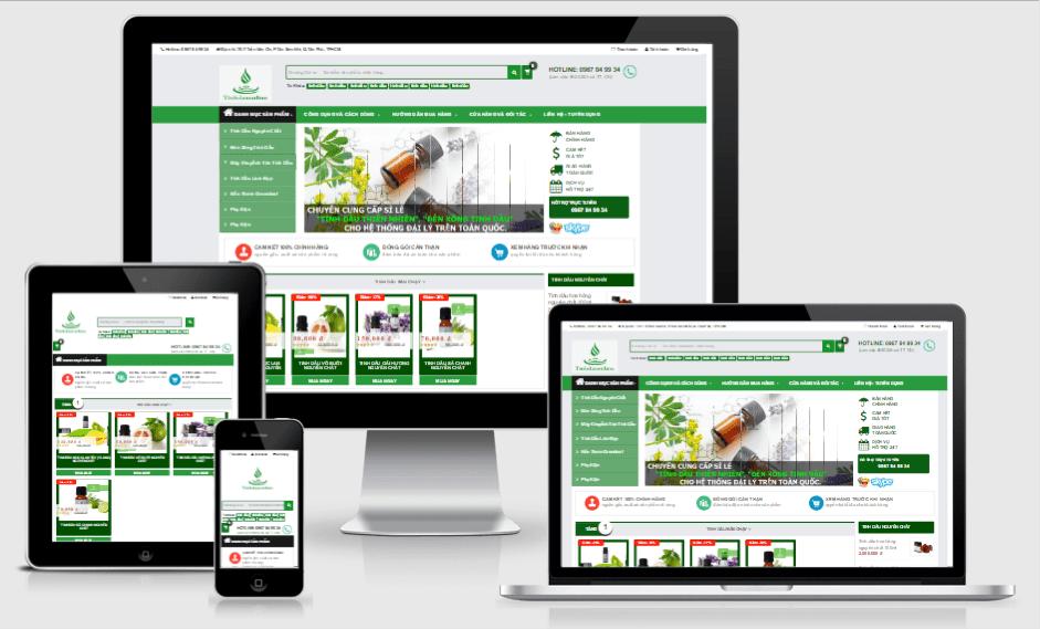 Chuyên cung cấp, thiết kế website chuyên nghiệp – Adigi Việt Nam