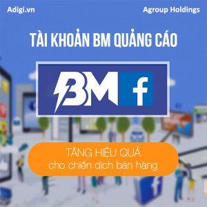 BM quảng cáo