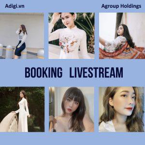 Booking Livestream