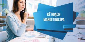 kế hoạch marketing spa