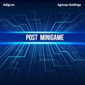 Post Minigame