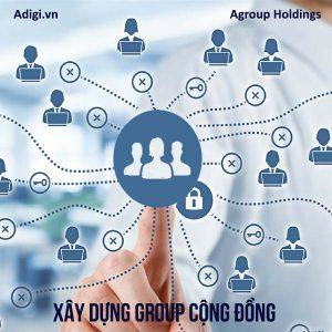 Xây dựng Group cộng đồng