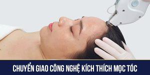 Chuyển giao công nghệ kích thích mọc tóc